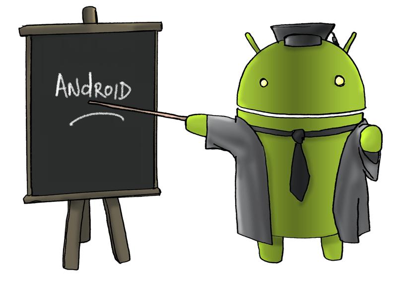 android учитель